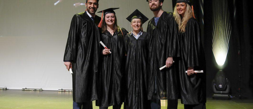 Bachelor Programme Graduation Ceremony Album