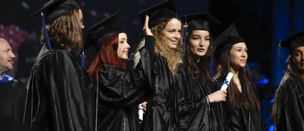 Cérémonie 2017 de remise des diplômes Master et Bachelor