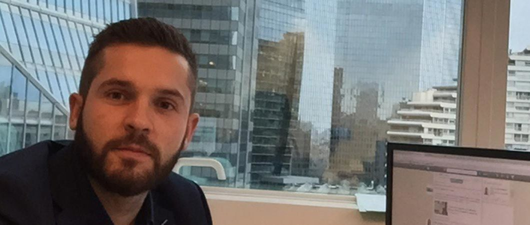 « You still have a lot of opportunities with a Bachelor's degree! » Nicolas, Montpellier BS graduate, works in the IT sector in aninsurance company
