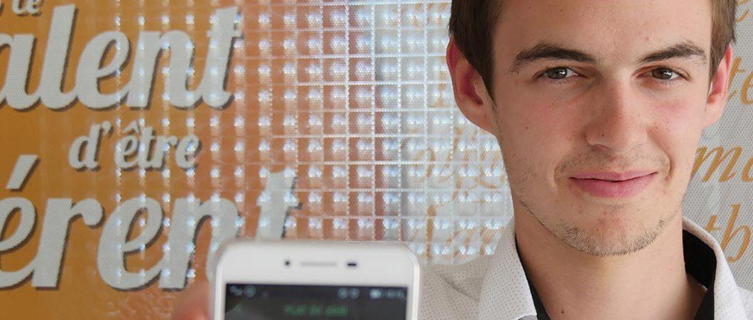 Romain – première année Bachelor – entrepreneuriat