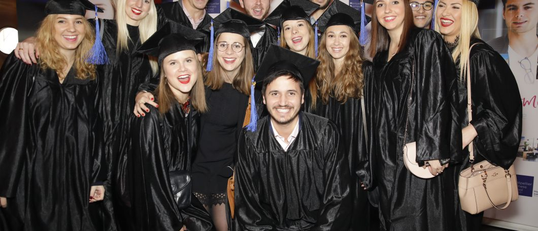 Cérémonie 2018 de remise des diplômes PGE & Bachelor
