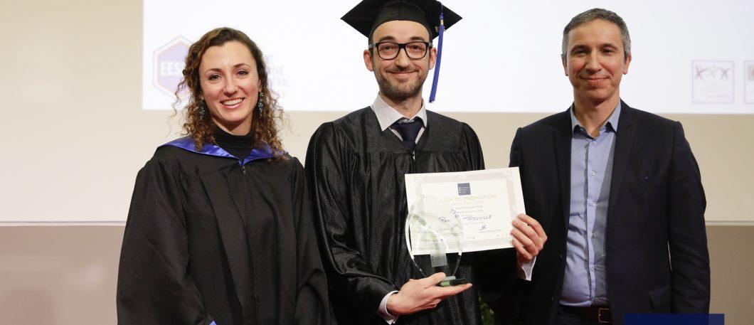 Cérémonie 2018 de remise des diplômes Executive MBA