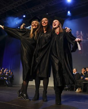 2018 Grande Ecole and Bachelor Programmes graduation ceremony