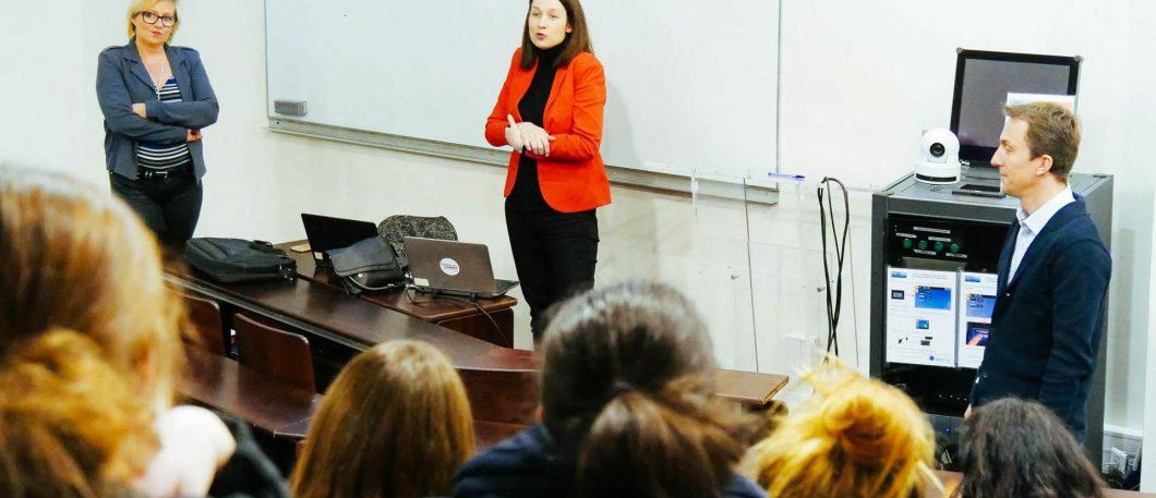 Haribo conference and presentation
