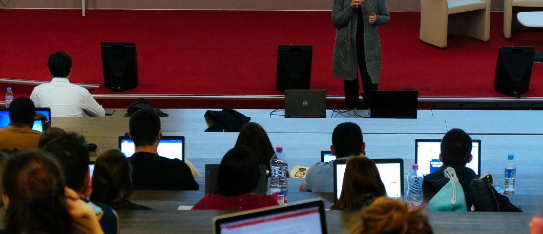 Conférence Graduate Programs Groupe Mars Franc