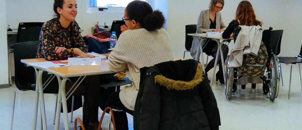 Rencontres Handicap Etudiants-Entreprises