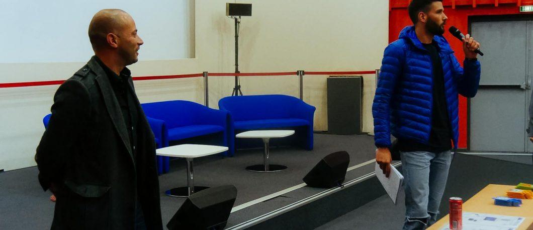 Showroom et résultats projet Mark-up Decathlon