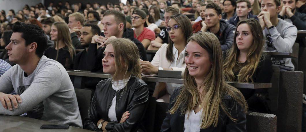 Rentrée des étudiants en Master 1ère année cursus continu