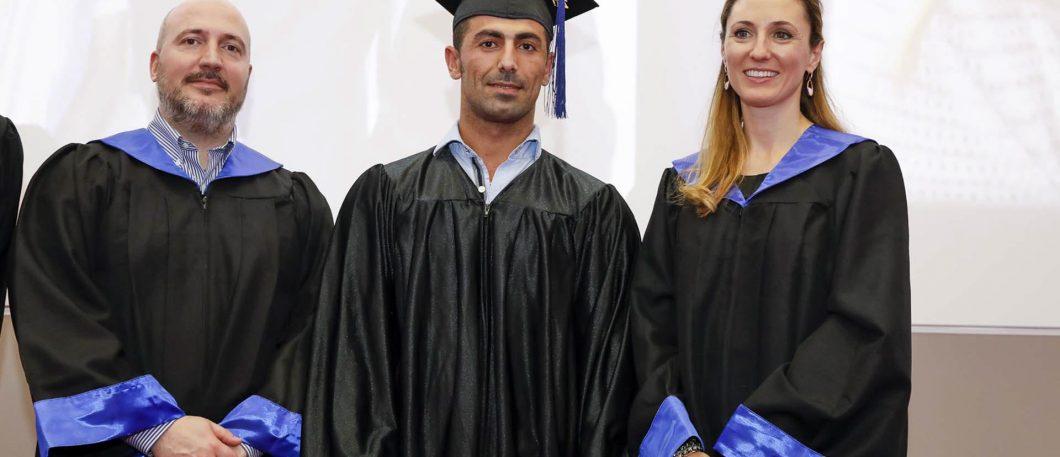 Cérémonie de remise des diplômes Executive MBA 2017