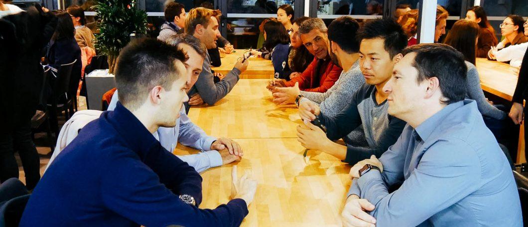 Rencontre participants Executive MBA et MSc
