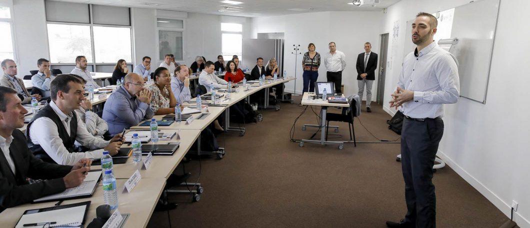 Rentrée des participants Executive MBA
