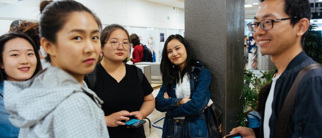Rentrée 2018 – Bachelor L1 et M1C