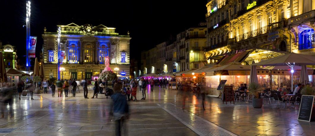 Montpellier and its territory