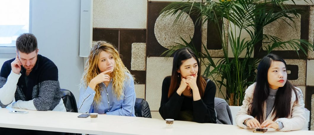 Rentrée des étudiants MSc in Global Business