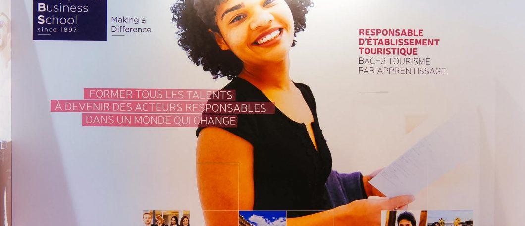 Salon de l'étudiant à Montpellier