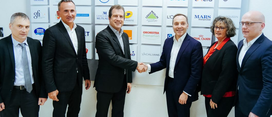 Signing of a major partnership with vacalians