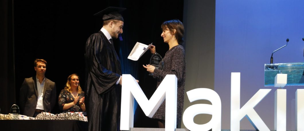 The strength of a network of available and supportive graduates