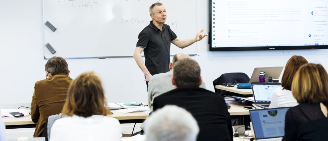 Discover the teaching departments of MBS