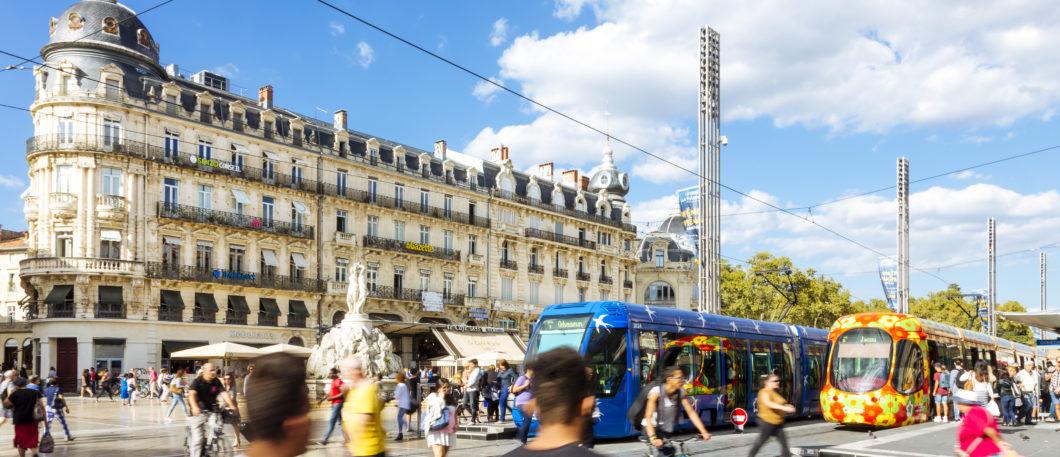 Se déplacer et se loger à Montpellier, des services à votre disposition