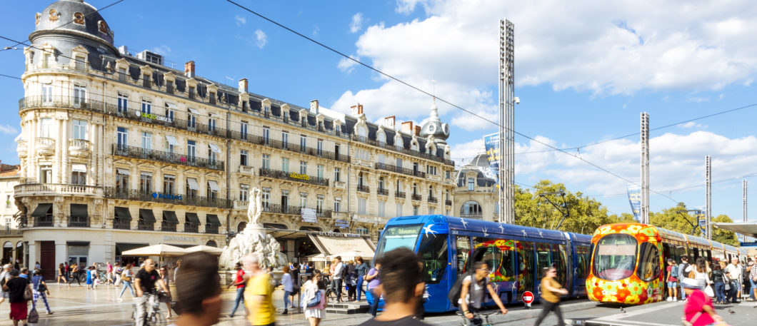 Getting around and staying in Montpellier, services at your disposal