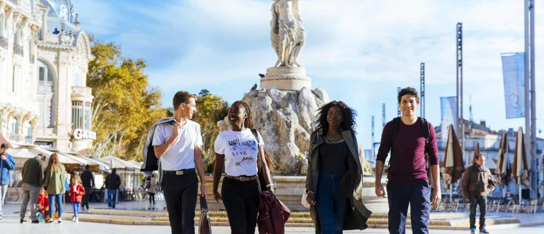 Montpellier a toutes les qualités pour étudier dans les meilleures conditions