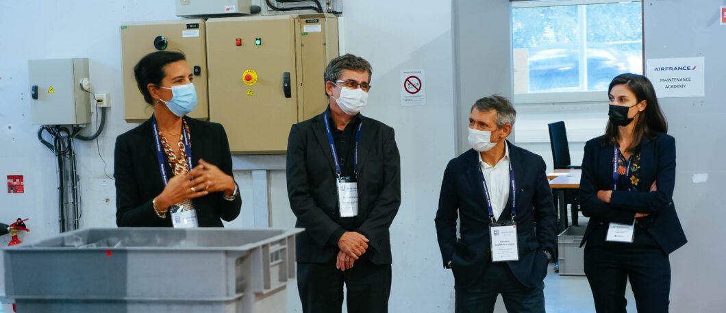Album – revivez l'Advisory Board au siège d'Air France en photo
