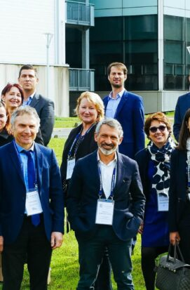 MBS et ses Grands Partenaires se réunissent au siège d'Air France pour échanger sur le recrutement et les transformations managériales engendrées par la crise