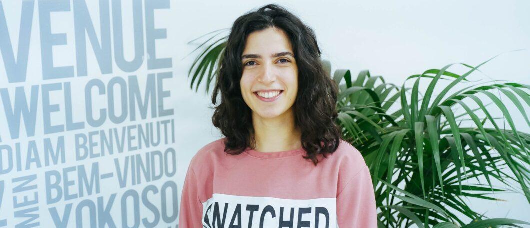 Portrait | Bienvenue à Rosy, lauréate de la Bourse internationale d'excellence de la Fondation MBS